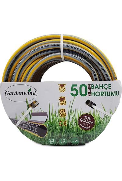 Gardenwind 1/2'' 13 mm Bahçe Sulama Hortumu 50 m