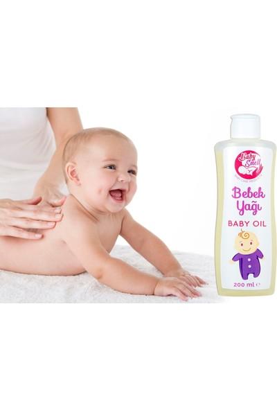 Baby Smell Bebek Yağı 200 ml