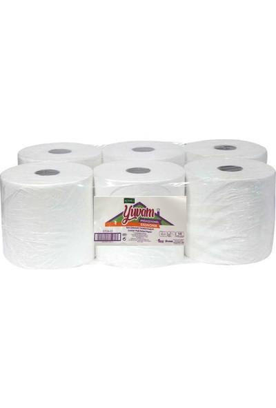 Komili Yuvam Tek Çekmeli Tuvalet Kağıdı