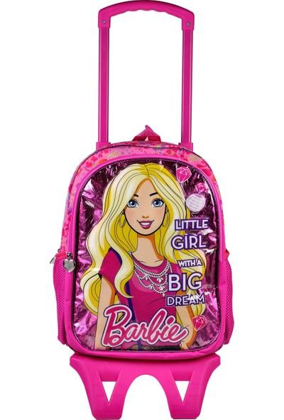 Barbie 95991 Çekçek Okul Çantası Kız Çocuk