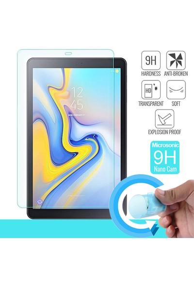 "Microsonic Samsung Galaxy Tab A 10.5"" T590 Nano Cam Ekran Koruyucu"