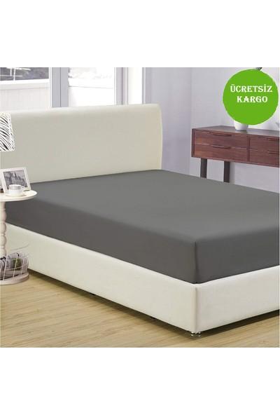 Komfort Home Çift Kişilik Penye Lastikli Çarşaf 160 x 200/220 cm