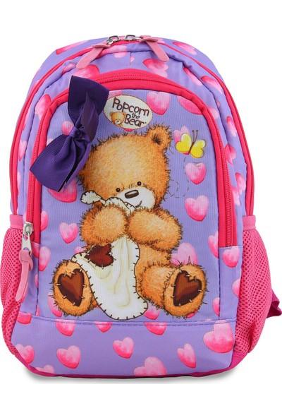 Ümit Çanta Popcorn The Bear Anaokulu Çantası 2091