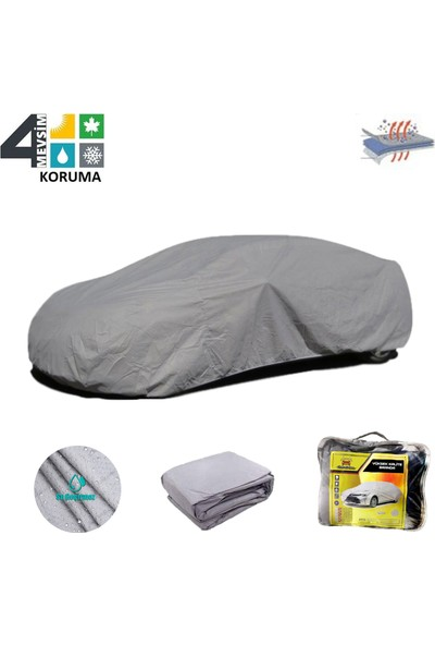 Car Shell Daihatsu YRV 1.3 i 16V (87 Hp) Otomatik Vites 2003 Model Premium Kalite Araba Brandası