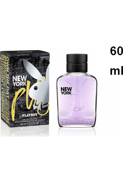 Playboy New York For Man EDT 60 ml