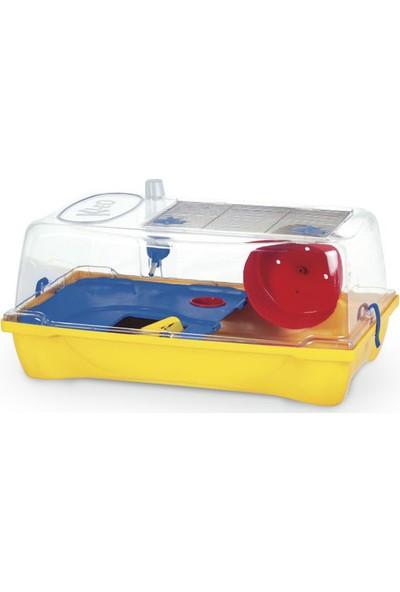 MPS Kleo Plastik Hamster Kafesi 58 Cm