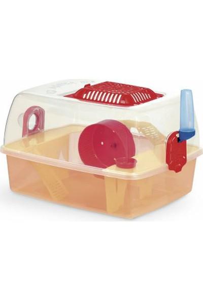 MPS Agena Home Plastik Hamster Kafesi 49 Cm