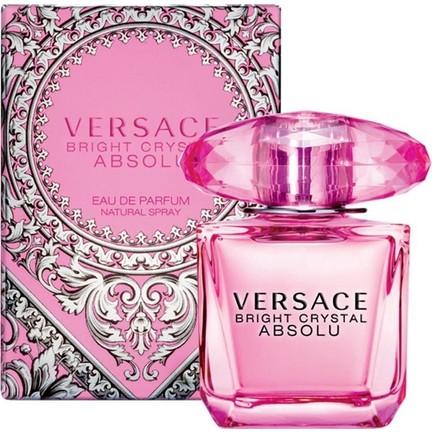 Edp Versace Bright 90 Absolu Kadın Parfüm Crystal Ml srtQdh