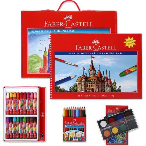Faber Castell Boyama Kutusu Fiyati Taksit Secenekleri