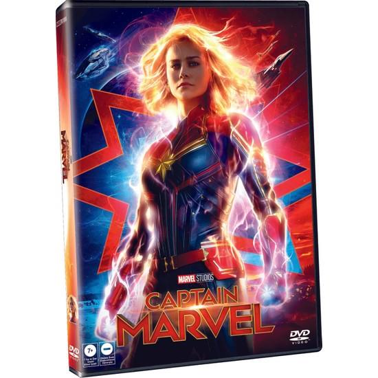 Captain Marvel DVD