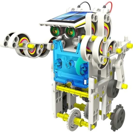 Güneş Enerjili Solar Robot
