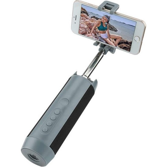Bludfire PL-4009 Outdoor Speaker,powerbank,selfie,fener