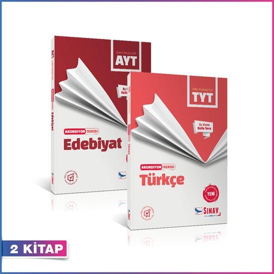 Sınav Yayınları TYT AYT Türkçe Edebiyat Akordiyon Kazandıran Set Ekitap İndir | PDF | ePub | Mobi