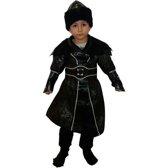 Diriliş Ertuğrul Çocuk Kostümü Alp Kıyafetleri