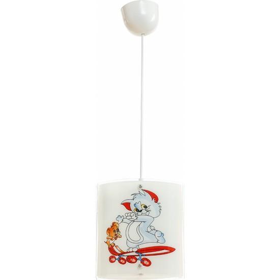 Ege Marla Home Tom ve Jerry Lüks Çocuk Odası Avizesi