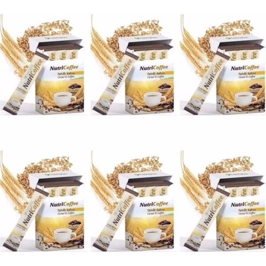 Farmasi Nutriplus Nutricoffee Tahıllı Kahve-6 Lı Paket
