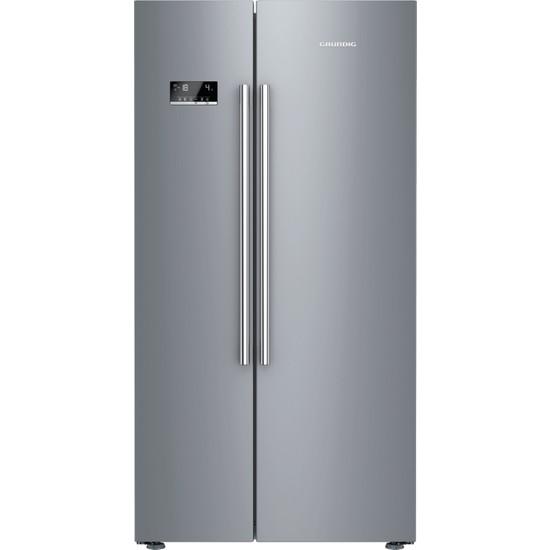 Grundig GSND 6383 S Gardırop Tipi No Frost Buzdolabı