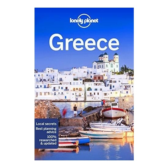 Lonely Planet Greece (13TH Ed.)