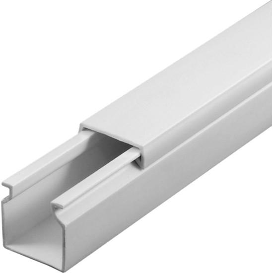 A Plus Elektrik 16x16 mm Beyaz 10x1,5m=15m Bantsız Kablo Kanalı