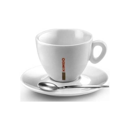 Kimbo Porselen Cappuccino Fincanı