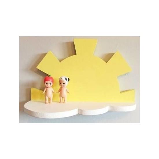 Bebenis Montessori Güneş Raf