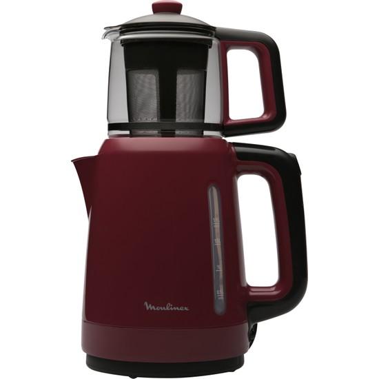 Moulinex 1500 Watt Cam Demlikli Çay Makinesi - 9100030230