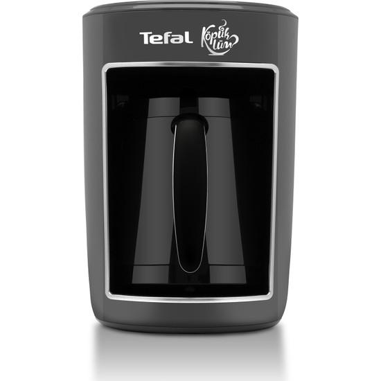 Tefal CM820BTR Köpüklüm Auto Tcm Türk Kahvesi Makinesi [ Gri ] - 9100037123