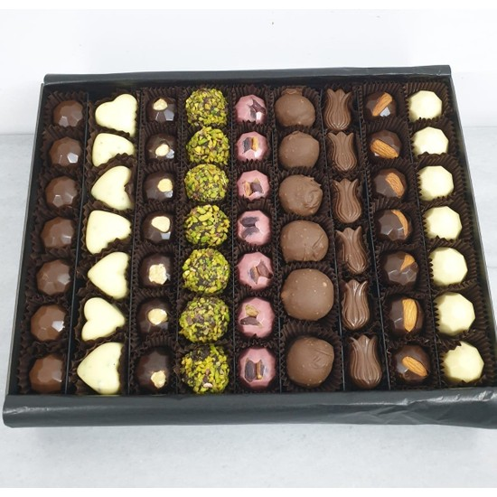 Aroha 1000 gr Kutuda 63 Adet Spesiyal Çikolata