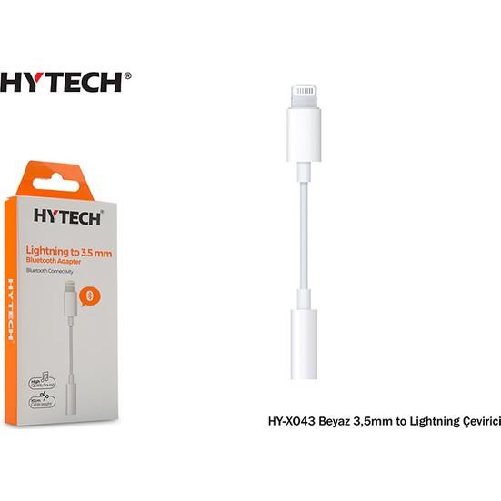 Hytech HY-XO43 3,5mm Bluetoth Destekli iPhone Kulaklık Çevirici