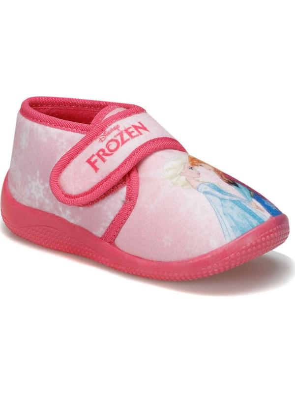 Frozen 92.Kıly.P Pembe Kız Çocuk Panduf