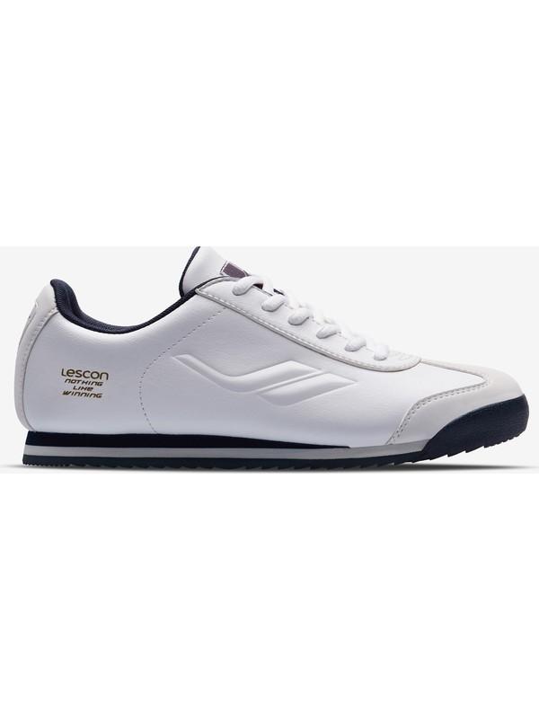 Lescon Winner Beyaz Bayan Sneaker Ayakkabi Fiyati