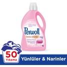 Perwoll Hassas Sıvı Çamaşır Deterjanı Yünlüler Narinler 3 L