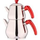 Menzir Damla Çaydanlık Mini