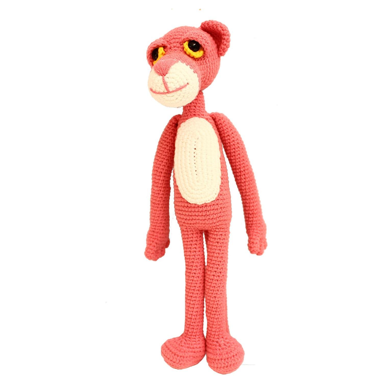 Amigurumi oyuncak Pembe Panter – 10marifet.org | 1500x1500