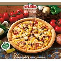 Papa John's Büyük Boy Favorite Pizza