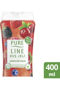 Pure Line Red Fruits Shower Gel