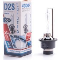 Photon D2S 4300K +%50 Fazla Işık Oem Ampul