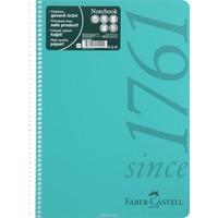 Faber-Castell Defter Pp Kapak Spiralli A4 100 Yaprak Kareli