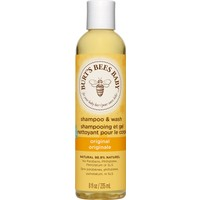 Burts Bees Bebek Saç Ve Vücut Şampuanı - Baby Bee Shampoo Body Wash 235 mL