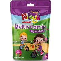 Voonka Kids Niloya Gummıes Multivitamin