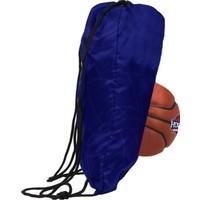Hoops Basketball Büyük Yarım Toplu Torba Çanta