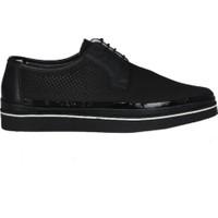 Kıng West 191-64 Siyah Nubuk Erkek Ayakkabı