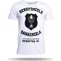 Beşiktaş Şerefimizle Hakkımızla T-Shirt