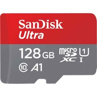 SanDisk Ultra 128GB microSDXC UHS-I Hafıza Kartı SDSQUAR-128G-GN6MN