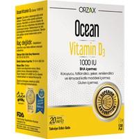 Ocean Vitamin D3 1000 IU 20ml Sprey