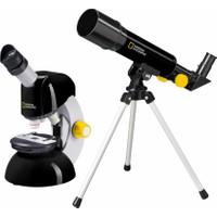 National Geographic Teleskop ve Mikroskop Seti