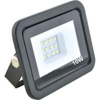Foblight LED Projektör 10W Siyah Kasa Mavi Smd LED