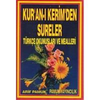 Kur'An-I Kerimden Sureler, Türkçe Okunuş Ve Mealleri (Yas-031/P14)-Null