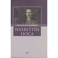 Nasrettin Hoca-Mehmed Fuad Köprülü
