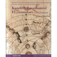 Kandilli Rasathanesi El Yazmaları Cilt 2: Arapça - Farsça Yazmalar-Kolektif